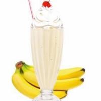 Милкшейк банановый
