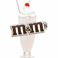 Милкшейк M&M's