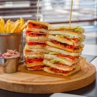 Сэндвич Двойной клаб 345/100г