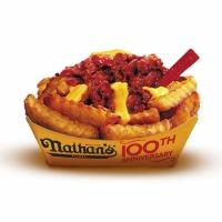 Картофель Нейтан`c с сырным соусом и соусом чили 196г
