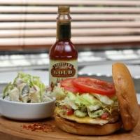 Новоорлеанский Сэндвич с курицей 440 гр.